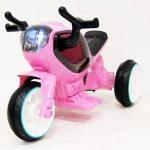 אופנוע חלל לילדים 6V תאורת LED משגעת! קטן 2