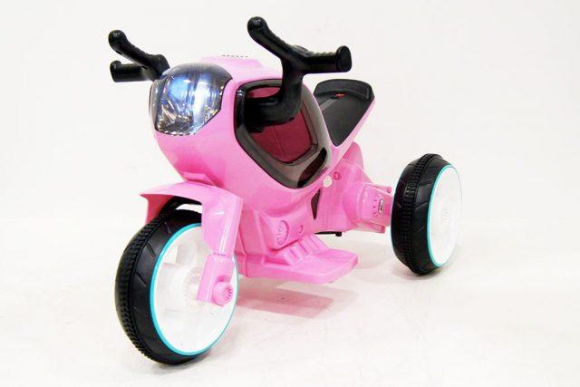 אופנוע חלל לילדים 6V תאורת LED משגעת! 2