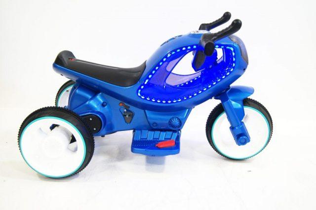 אופנוע חלל לילדים 6V תאורת LED משגעת! 3