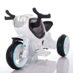 אופנוע חלל לילדים 6V תאורת LED משגעת! קטן