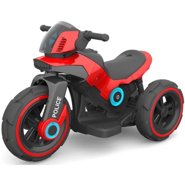 אופנוע 3 גלגלים ממונע POLICE 6V 6