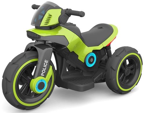 אופנוע 3 גלגלים ממונע POLICE 6V 3