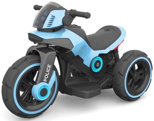 אופנוע 3 גלגלים ממונע POLICE 6V 4
