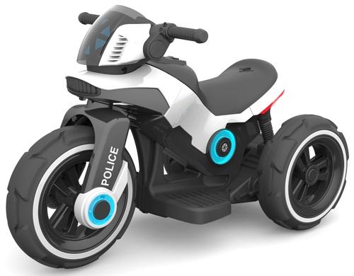 אופנוע 3 גלגלים ממונע POLICE 6V 5