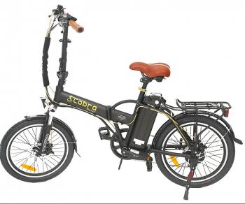 אופניים חשמליות קוברה ראנג' 36V – 13AH Cobra Range