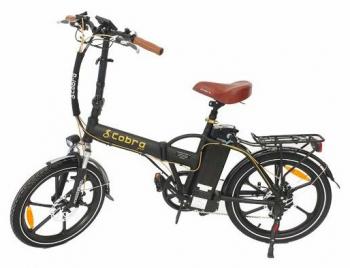 אופניים חשמליות קוברה פרו 48V – 15AH Cobra