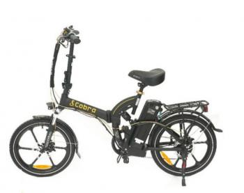 אופניים חשמליות קוברה אקסטרים 48V-15AH