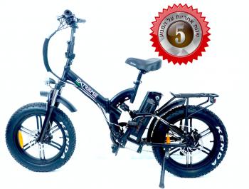 אופניים חשמליים EXTREME פוויר FAT BIKE
