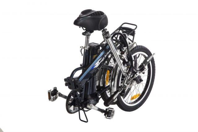 אופניים חשמליים מתקפלים באגי בייק קלאסיק 2