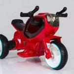 אופנוע חלל לילדים 6V תאורת LED משגעת! קטן 4