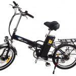 אופניים חשמליים מתקפלים באגי בייק קלאסיק קטן