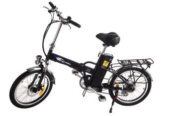 אופניים חשמליים מתקפלים באגי בייק קלאסיק