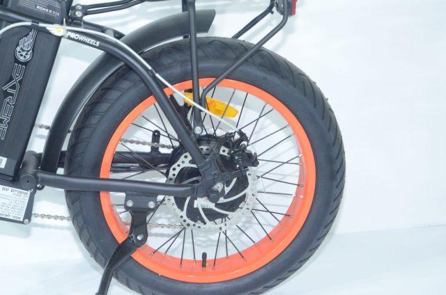 אופניים חשמליים EXTREME מונסטר 15.6AH FAT BIKE 48V 3