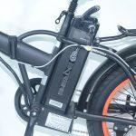 אופניים חשמליים EXTREME מונסטר 15.6AH FAT BIKE 48V קטן 4