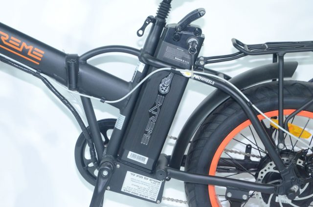 אופניים חשמליים EXTREME מונסטר 15.6AH FAT BIKE 48V 4