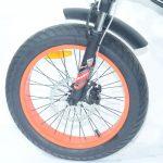 אופניים חשמליים EXTREME מונסטר 15.6AH FAT BIKE 48V קטן 5