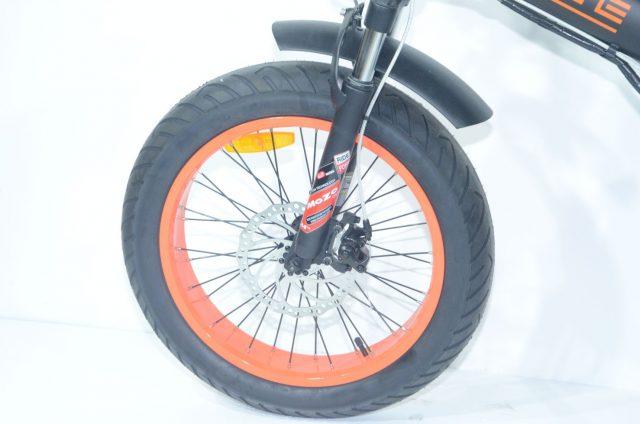 אופניים חשמליים EXTREME מונסטר 15.6AH FAT BIKE 48V 5