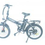 אופניים חשמליים EXTREME מונסטר 15.6AH FAT BIKE 48V קטן 8