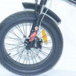 אופניים חשמליים EXTREME מונסטר 15.6AH FAT BIKE 48V קטן 10