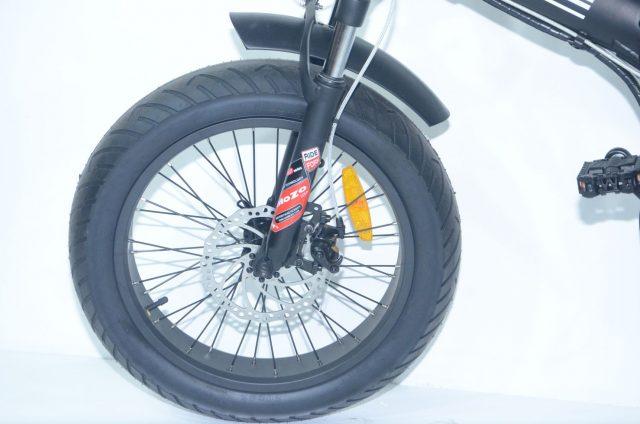 אופניים חשמליים EXTREME מונסטר 15.6AH FAT BIKE 48V 10