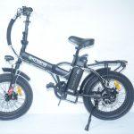 אופניים חשמליים EXTREME מונסטר 15.6AH FAT BIKE 48V קטן 11