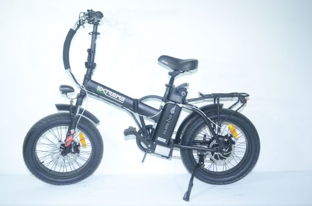 אופניים חשמליים EXTREME מונסטר 15.6AH FAT BIKE 48V 11