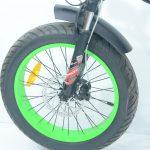 אופניים חשמליים EXTREME מונסטר 15.6AH FAT BIKE 48V קטן 12