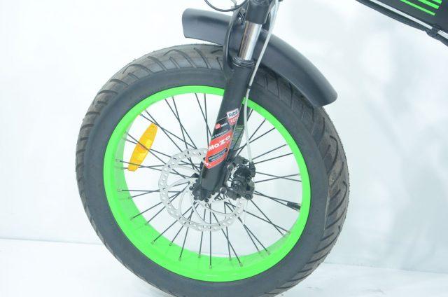 אופניים חשמליים EXTREME מונסטר 15.6AH FAT BIKE 48V 12