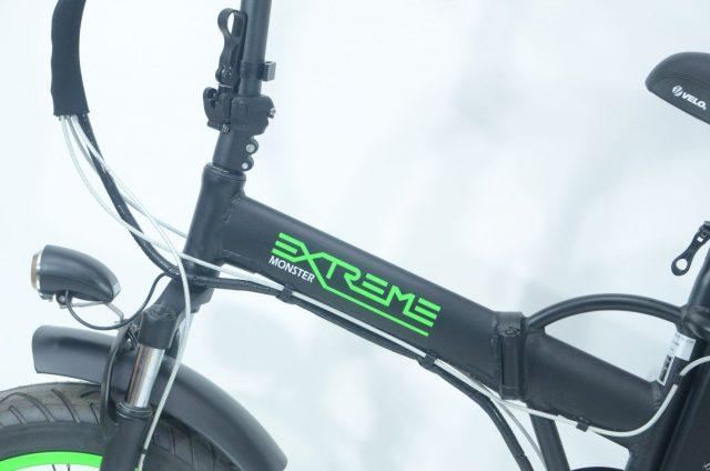 אופניים חשמליים EXTREME מונסטר 15.6AH FAT BIKE 48V 1