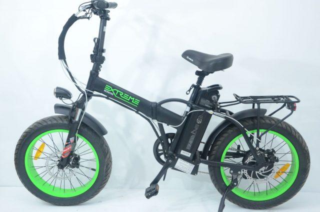 אופניים חשמליים EXTREME מונסטר 15.6AH FAT BIKE 48V 2