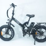 EXTREM POWER FAT BIKE 15.6AH קטן 5