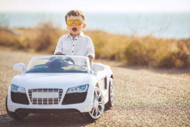 רכבים ממונעים לילדים