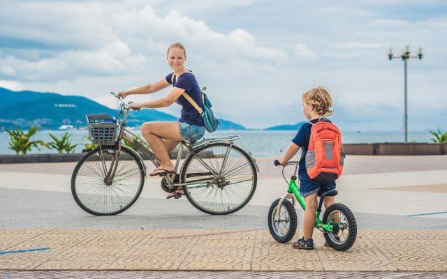 אופניי ילדים ונוער