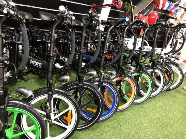 אופניים חשמליים EXTREME פרוו 36V אקסטרים 2