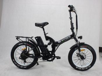 אופניים חשמליים EXTREME פוויר 15.6AH FAT BIKE 48V שיכוך מלא