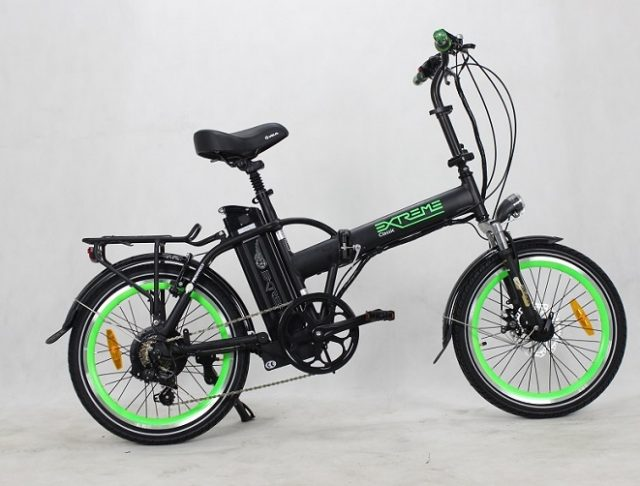 אופניים חשמליים EXTREME קלסיק 36V אקסטרים קטן