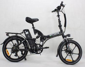 אופניים חשמליים EXTREME NITRO 48V 15.6AH שיכוך מלא