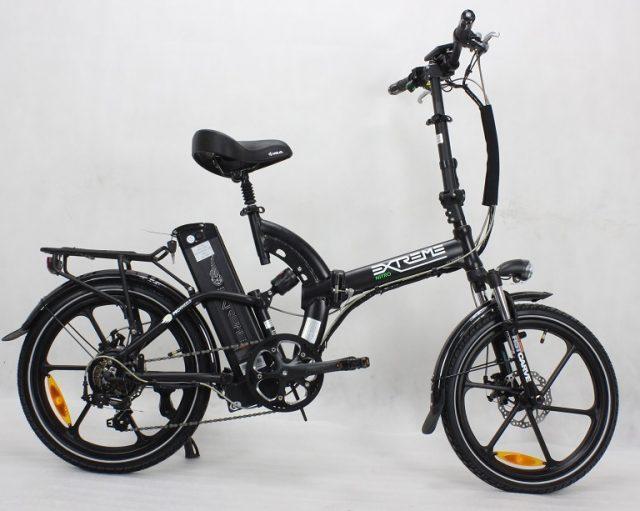 אופניים חשמליים EXTREME NITRO 48V 15.6AH שיכוך מלא 1
