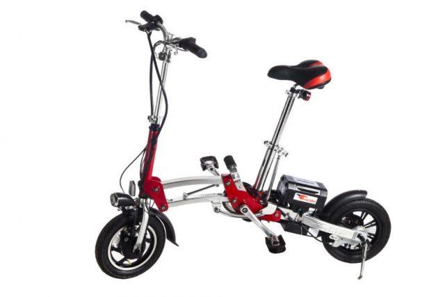 אופניים חשמליים 36V BagiBike Magic קטן