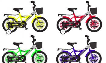 אופני BMX – מגוון גדלים