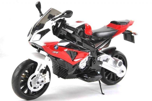 אופנוע חשמלי 12V BMW S1000 RR 6