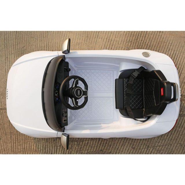 רכב ממונע AUDI TTS 12V אוודי 3