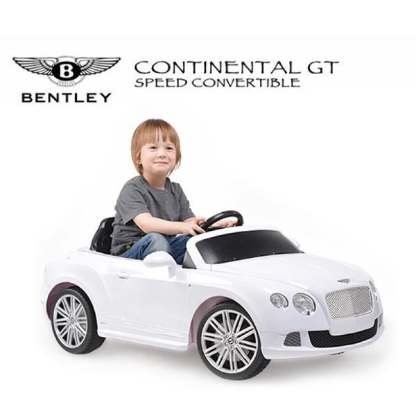 רכב ממונע Bentley GTC 12V בנטלי 3