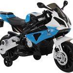 אופנוע חשמלי 12V BMW S1000 RR קטן 3