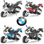 אופנוע חשמלי 12V BMW S1000 RR קטן 4