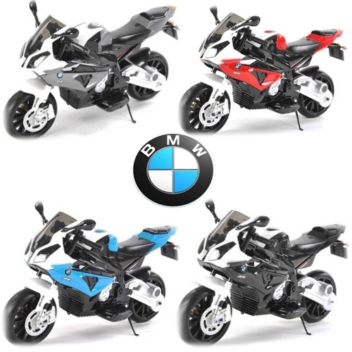אופנוע חשמלי 12V BMW S1000 RR 4