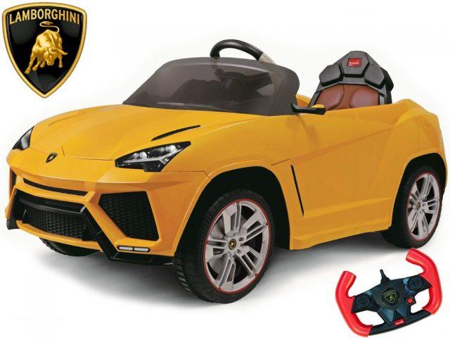 רכב ממונע Lamborghini 12V למבורגיני 1
