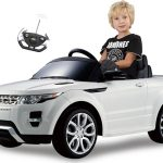 רכב ממונע 12V Range Rover ריינג' רובר קטן 2