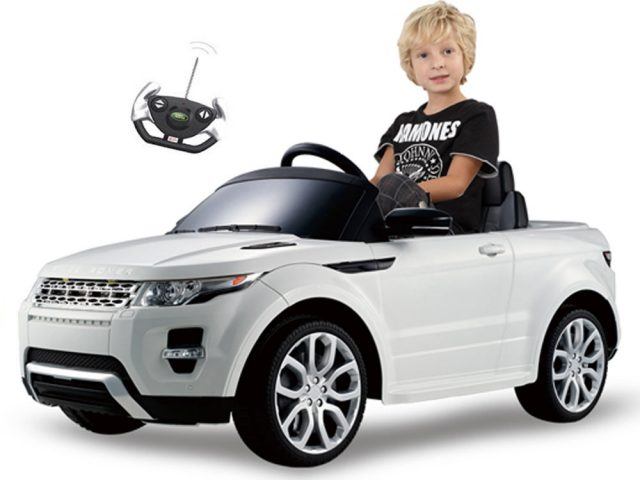 רכב ממונע 12V Range Rover ריינג' רובר 2