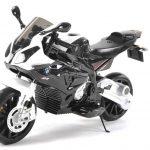אופנוע חשמלי 12V BMW S1000 RR קטן 5